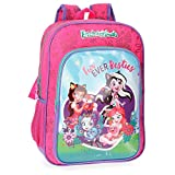 Enchantimals Fur Ever Besties Mochila Infantil, 40 cm, 15.6 litros