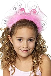 Pink Flashing Headband - Child (gorro/ sombrero)