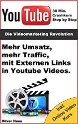 Externe Links in Youtube Videos einfügen! Die Videomarketing Revolution - Der 30 Minuten Crashkurs