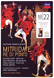 Mozart, Wolfgang Amadeus - Mitridate, re di Ponto (Salzburger Festspiele 2006) [2 DVDs]
