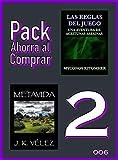 Pack Ahorra al Comprar 2 - 006: Las reglas del juego: Una aventura de aceitunas asesinas & Metavida