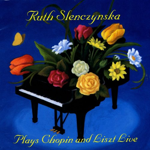 Ruth Slenczynska Plays Chopin And Liszt Live!