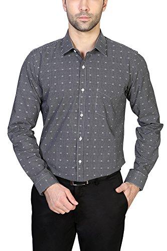 Van Heusen Black Shirt