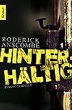 Hinterhältig: Psychothriller - Roderick Anscombe