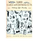 (3,800 EARLY ADVERTISING CUTS) BY Dover Publications Inc(Author)Paperback on (04 , 1991)