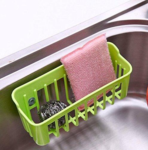 Colori tendenza pratica caramella scatola portaoggetti essenziale cucina tazza di aspirazione - (Tempo Tazza Di Corsa Tazza)