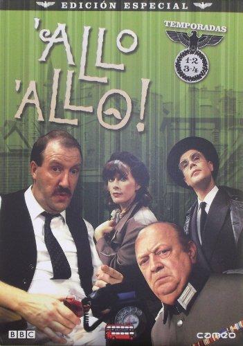 Allo, Allo – Temporadas 1-4 [DVD] 51rlidDNjUL
