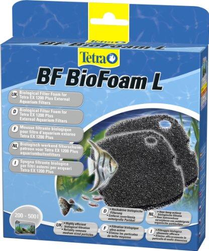Tetra Biologischer Filterschwamm BF 1200 Filtermaterial (für EX Außenfilter), 2 Stück
