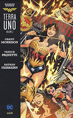 Terra Uno. Wonder Woman: 2