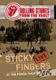 : The Rolling Stones: From The Vault - Sticky Fingers Live At... [DVD]