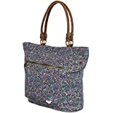 DC Shoes Womens Soul Surfer Canvas and Beach Tote Bag ERJBP03033