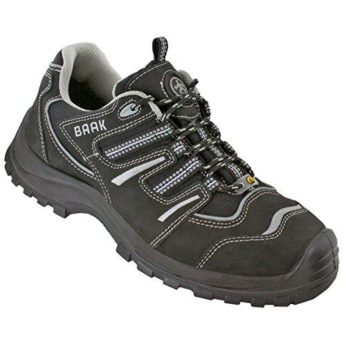 BAAK Sports , Chaussures basses mixte adulte noir