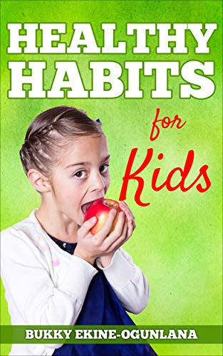 HEALTHY HABITS FOR KIDS book cover
