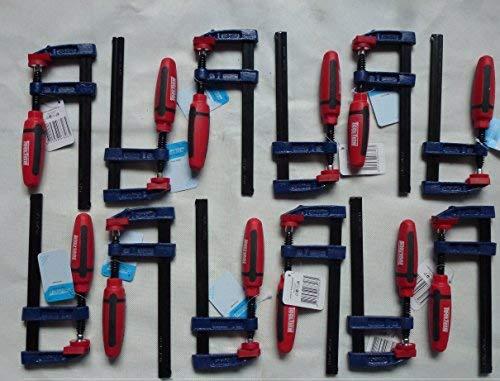 12Unidades. Silverline Tools-Viguetas (SZ 50x 200mm Mango de plástico con cola 20115