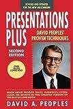 Presentations Plus: David Peoples