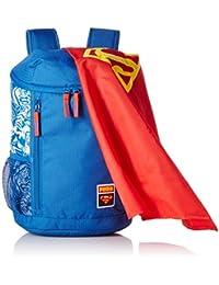 Puma Azul Superman mochila