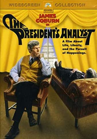 The President's Analyst [Import USA Zone 1]