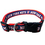Pets Erste MLB New York Mets Pet Halsband