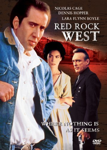 Red Rock West (Full Screen) by Nicolas Cage (Rocks Red Dvd)
