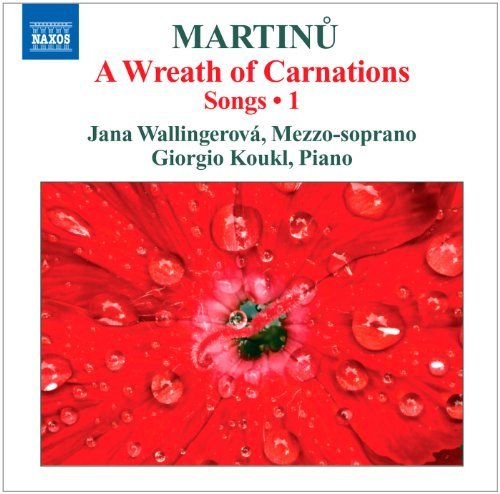 Wreath of Carnations: Songs Vol. 1