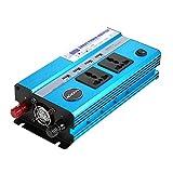 KKmoon 800W Auto Wechselrichter DC 12V bis AC 110V 60Hz mit 4 USB Ports / 2...