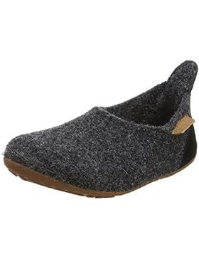 Bisgaard Wool Basic, Zapatillas de estar Por Casa Unisex Niños