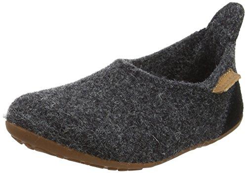er Wool Basic Slipper, Grau (74 Antrachite), 29 EU ()