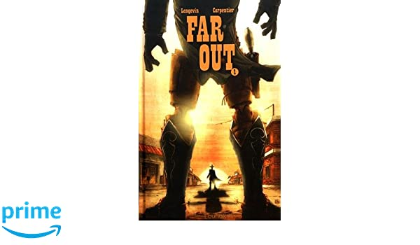 Far Out Tome 1 Amazon Olivier Carpentier Gautier Langevin