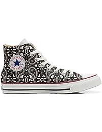 2c4b59e61d1 Converse All Star Customized - Zapatos Personalizados (Producto Artesano)  Ethnic Paisley