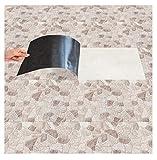 DMMASH Wandaufkleber PVC Bodenaufkleber Selbstklebende Küche Wasserdichte Rutschfeste Bodenaufkleber