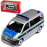 Volkwagen T6 Multivan Personen Transporter Polizei Bayern T5 Ab 2. Facelift 2015 H0 1/87 Herpa Modell Auto