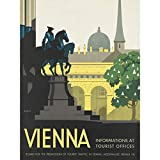 Kosel Vienna Austria Heroes Gate Vintage Travel Advert