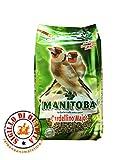 Manitoba Jilguero Major 2,5kg Alimento completo para Cardellini