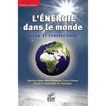 L' Énergie dans le monde (Nelle Ed.) - Bilan et perspectives (DOSSIER SCIENTI)