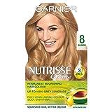 Garnier Nutrisse Creme 8 Vanilla Blonde