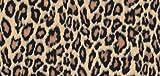 Klebefolie - Möbelfolie - Dekorfolie für Möbel und Türen 45 cm x 200 cm - selbstklebende Dekorfolien - verschiedene Motive, Dekorfolien 0.45 x 2 Meter:35047 Leopardenmuster