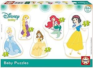 Educa Borrás- Disney Princess Baby Puzzles (17754)