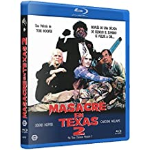 Masacre en Texas 2 BD 1986 The Texas Chainsaw Massacre Part 2