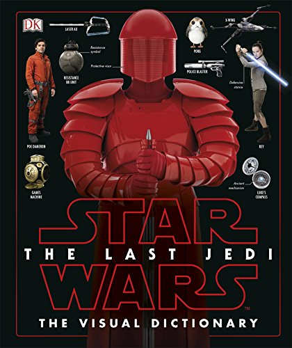 The last jedi visual dictionary