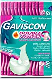 Gaviscon Double Action Liquid Sachets, Pack of 24