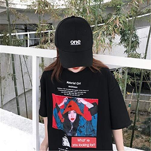 sdssup Hut weiblichen Sommer koreanische Version der Wilden lässigen Baseballmütze...