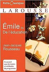 Emile : Traité d'éducation