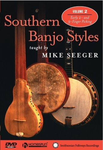 Mike Seeger: Southern Banjo Styles - Volume 2 [UK Import]