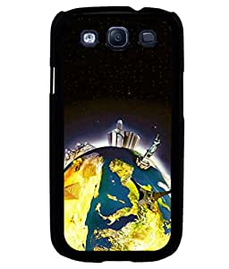printtech Wonders of World Back Case Cover for Samsung Galaxy S3 Neo::Samsung Galaxy S3 Neo i9300i