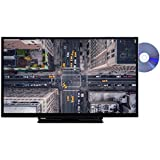 Toshiba 32D1763DA 81 cm (32 Zoll) Fernseher (HD ready, Triple Tuner, DVD Player)