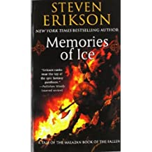 Steven Erikson - Memories of Ice - A tale of the malazan book of the fallen