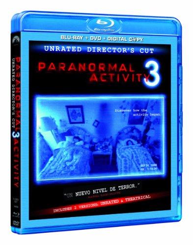 Paranormal Activity 3 (Blu-Ray) (Import) (Keine Deutsche Sprache) (2012) Katie Featherston; Sprague G