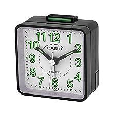Casio Collection Wake Up Timer Digital Alarm Clock TQ-140-1BEF