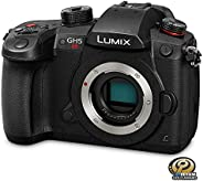Panasonic Lumix DC-GH5S Mirrorless Micro Four Thirds Digital Camera, Black