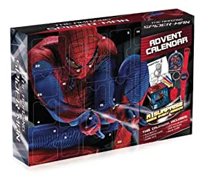 Spiderman 551114 calendrier de l 39 avent spiderman 4 - Calendrier de l avent amazon ...
